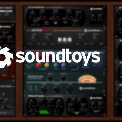 Soundtoysアカウント作成およびダウンロード方法
