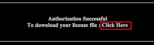 Windows XP環境でのオーサライズのご注意