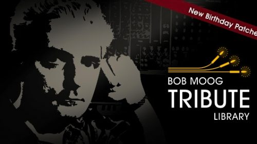 Bob Moog Tribute Patch Library 1.1.0アップデータ リリース