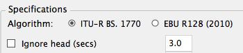 ラウドネス バッチプロセッサーLMB1.5.2リリース