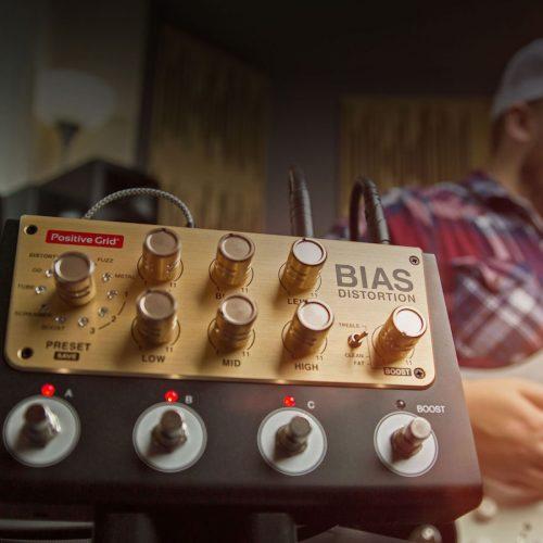 BIAS Distortion