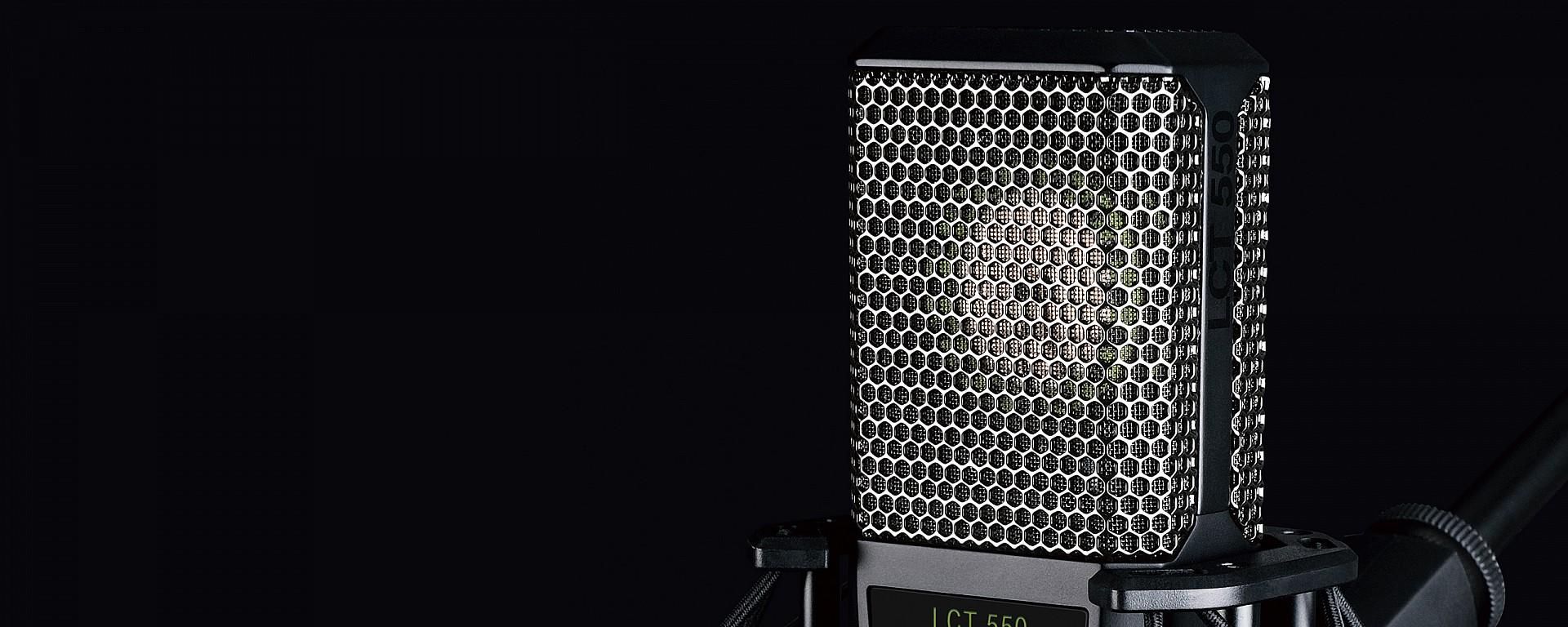 LEWITT コンデンサーマイク LCTシリーズをピックアップ