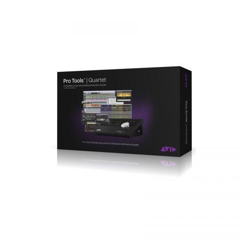 Pro Tools | Quartet