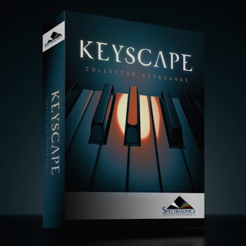 Keyscape 1.0.2+Keyscape Creativeパッチリリース