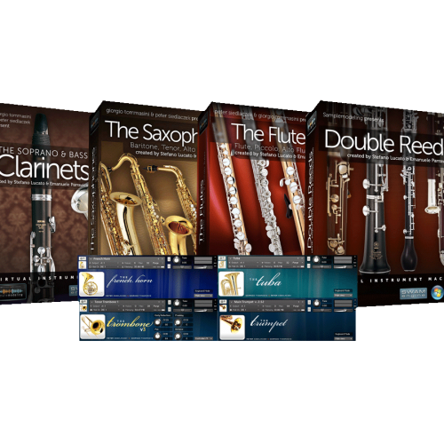 Brass & Woodwinds Bundle