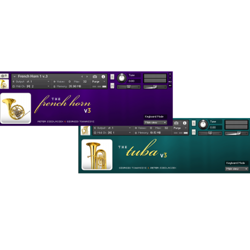 French Horn & Tuba 3