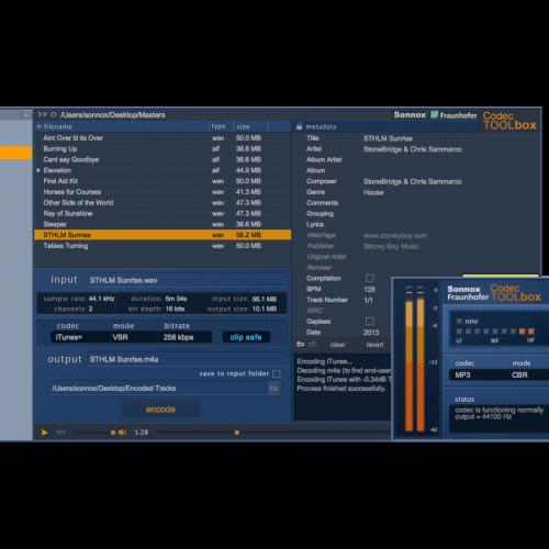 Codec Toolbox