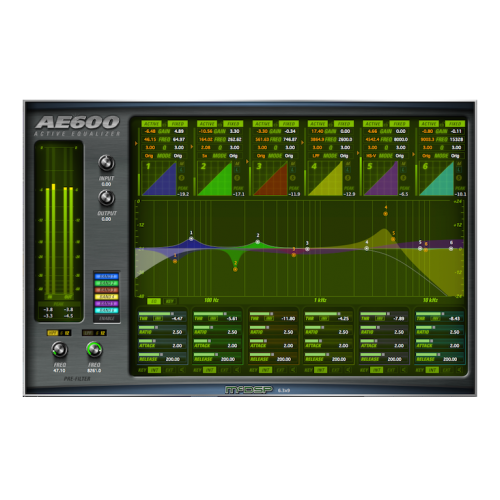 AE600 Active EQ