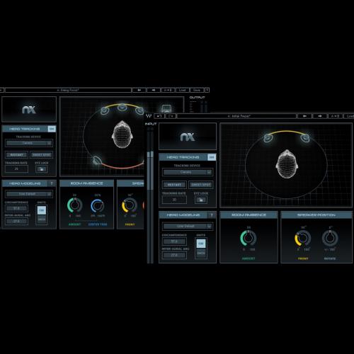 Nx – Virtual Mix Room over Headphones