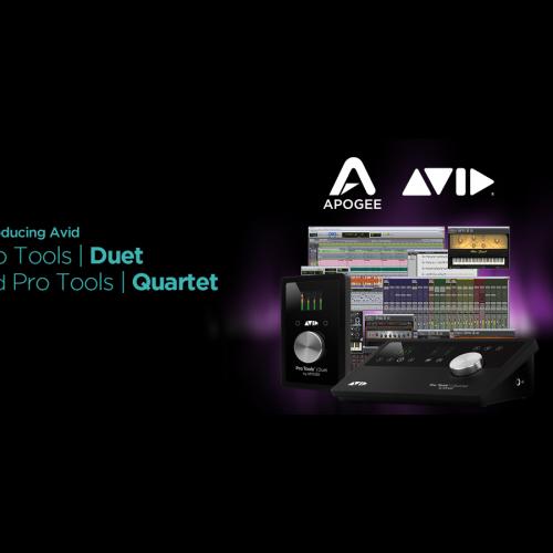 Pro Tools Duet & Quartet