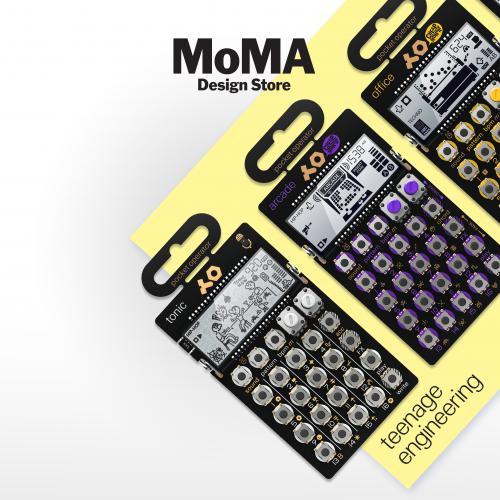 夏休みはMoMA Design Store 京都店でTRY!! ポケットシンセサイザー体験会