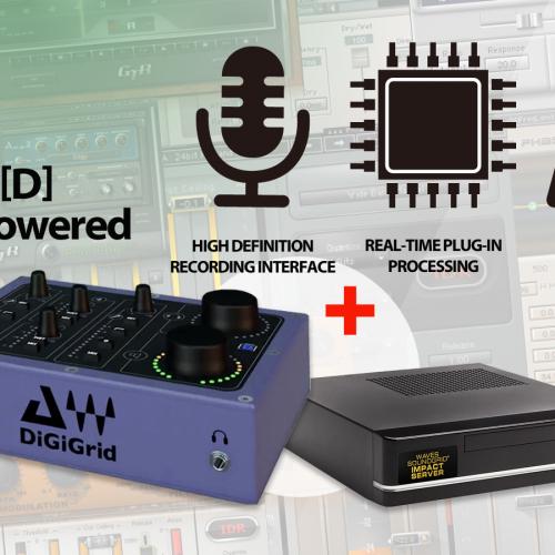 DiGiGrid [D] Impact Powered、販売開始!