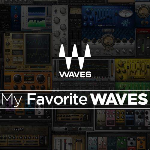 もう一つのWavesカタログ『My Favorite WAVES』