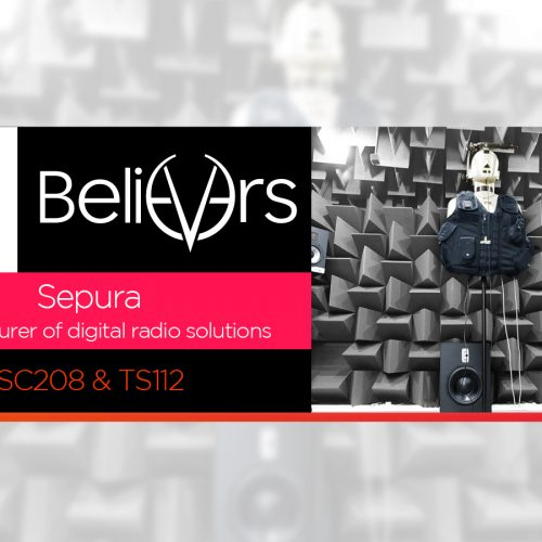 EVE Audio : BeliEVErs – Sepura