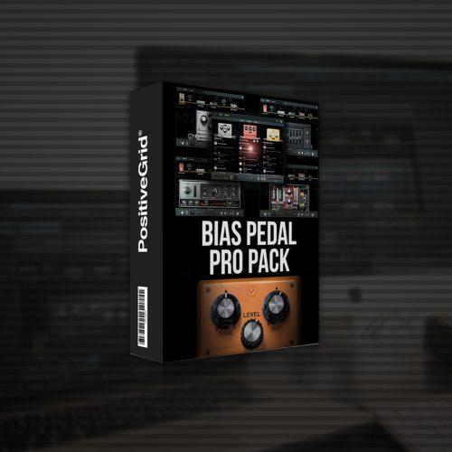 BIAS Pedal Pro Pack