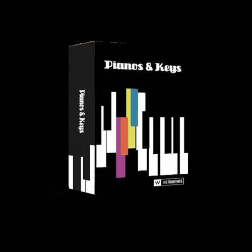 Pianos & Keys