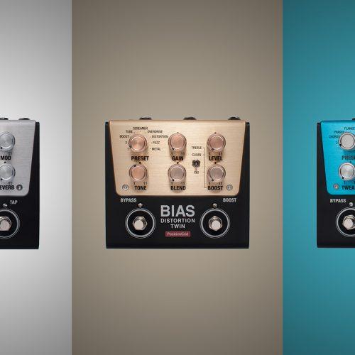 BIAS Twin Pedal series