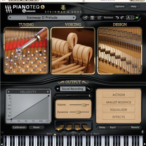 Pianotq 6.1.1リリース