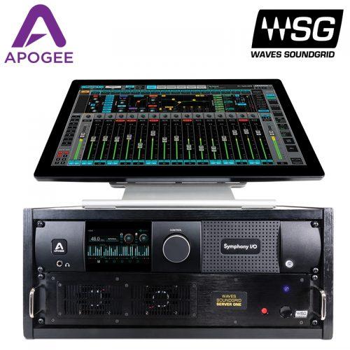 ApogeeよりSymphony I/O Mk II SoundGrid対応が発表!