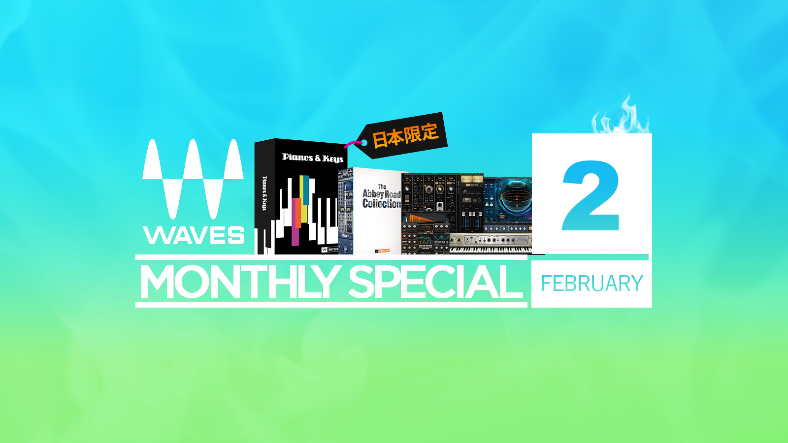 Waves February Special 2018