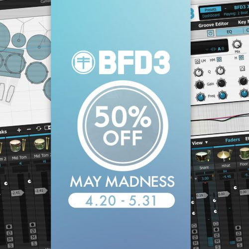 BFD3が50%超OFF!May Madnessプロモーション
