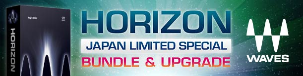Waves Horizon upgrade sale